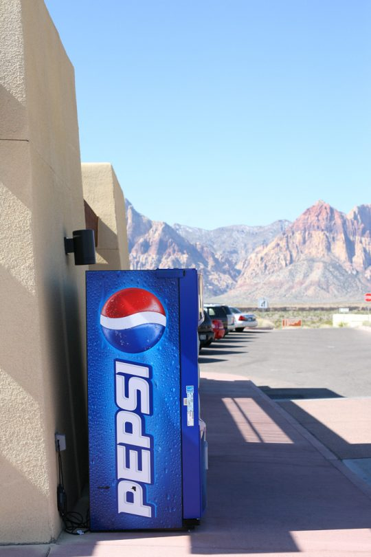 Red Rock Pepsi, 2008