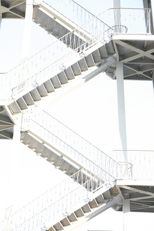 Stairs, 2009