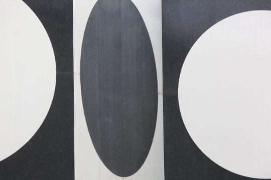 Hommage to Vasarely - Aix, 2017