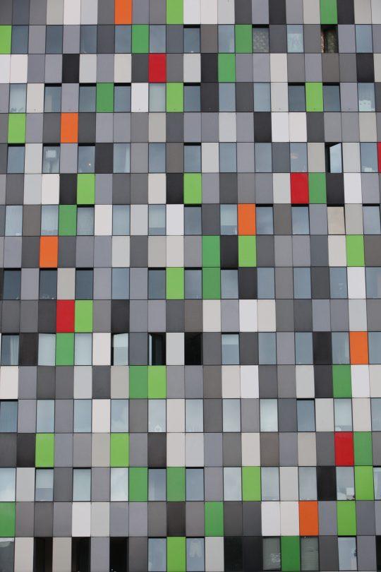 Random Colourfields #1 - Utrecht, 2017