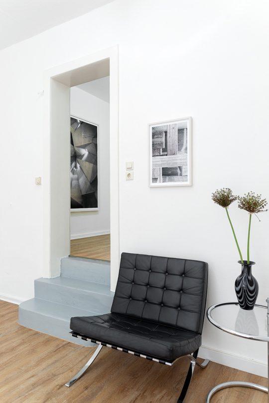 "Installation View ""Tobias Grewe RAW"" at Julia Ritterskamp, Düsseldorf (Photo by Linda Inconi)"