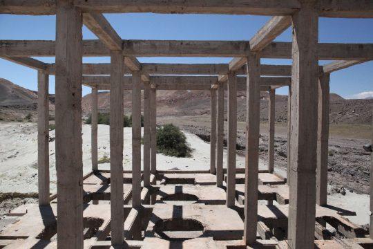 Non-Site #4, Atacama, 2019