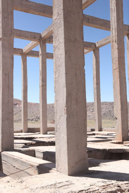 Non-Site #8, Atacama, 2019 Tobias Grewe