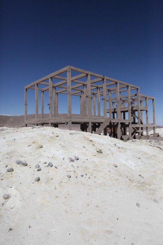 Non-Site #9, Atacama, 2019 Tobias Grewe